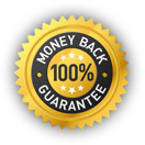 Brazil Visa Service Includes a <a href='/guarantee'>100% Money-Back Guarantee</a>