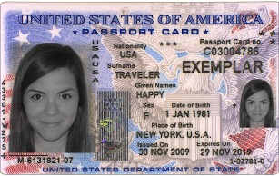 US Passport Card